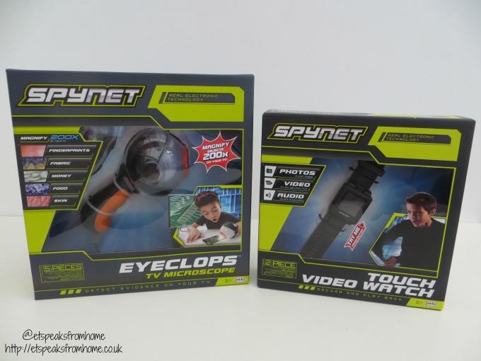 666bc6e8f4dd67 Jakks Spy Net Toy Review - ET Speaks From Home