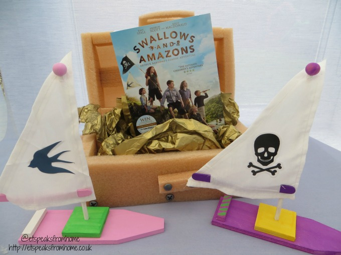 swallows & amazons review