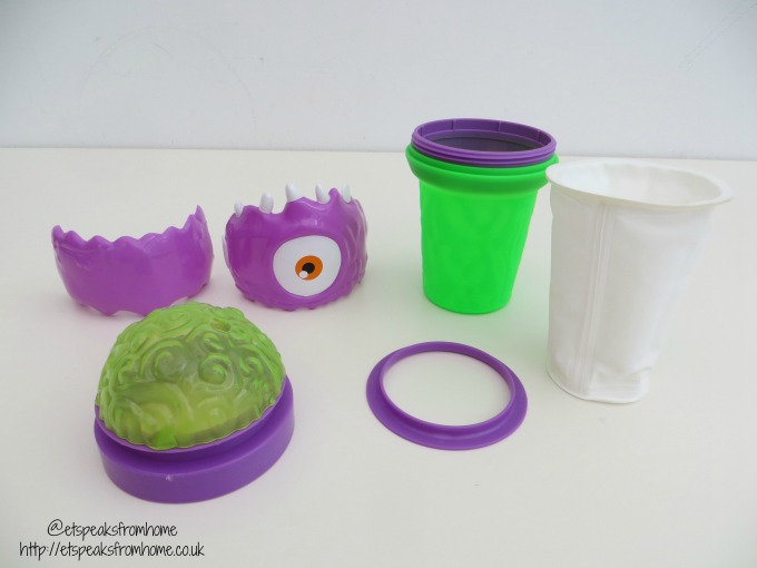 chillfactor frozen brain slushy maker content