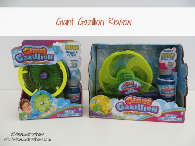 giant gazillion review