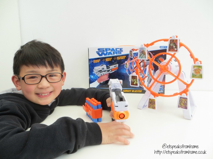space wars aerovane target blaster playspace wars aerovane target blaster play
