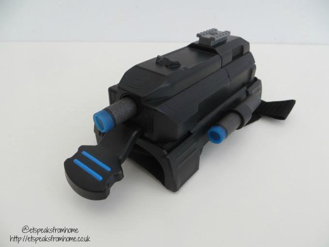 spy gear ninja wrist blaster