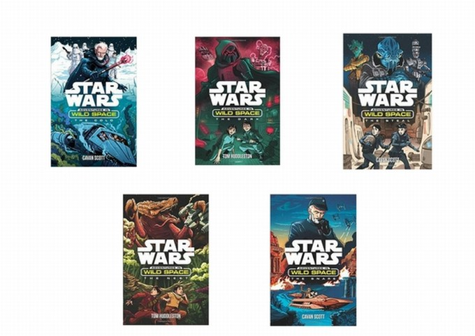 star wars adventure books prize