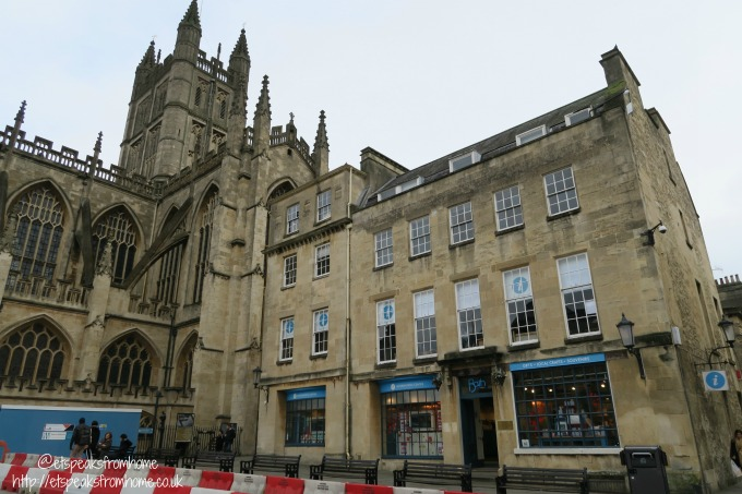 visit bath tourist information