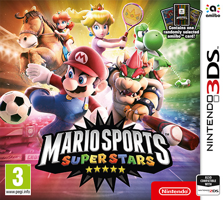 Mario Sports Superstars 3DS Review