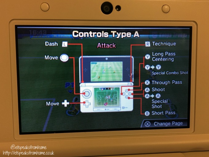 Mario Sports Superstars 3DS playing