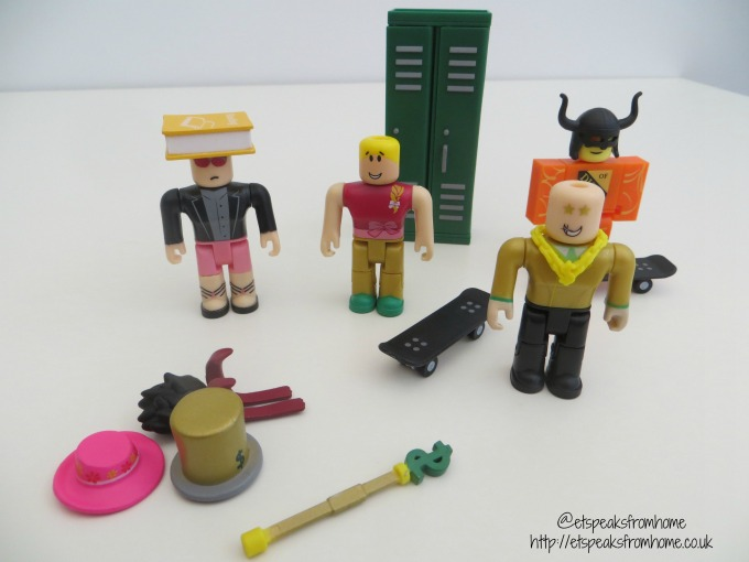 Roblox Series 1 Toys mix and match