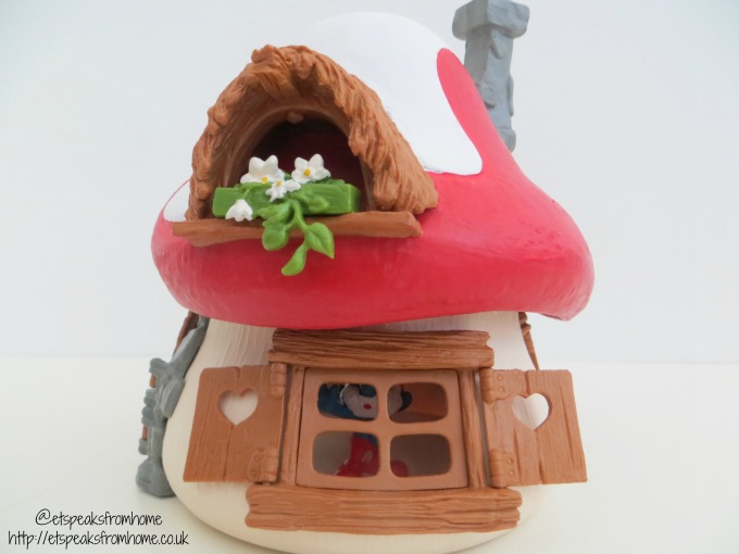 Schleich Smurf House smurfs