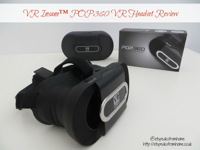 VR Insane POP360 VR Headset Review