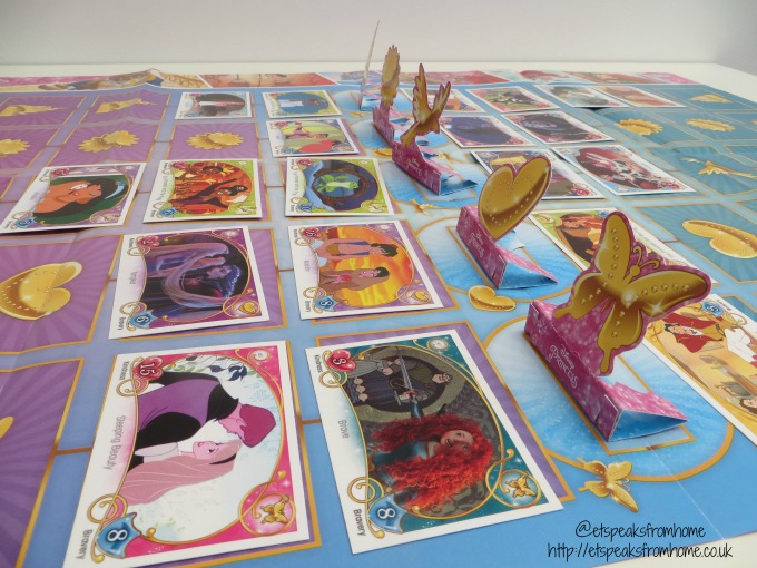 disney princess trading card game advanced
