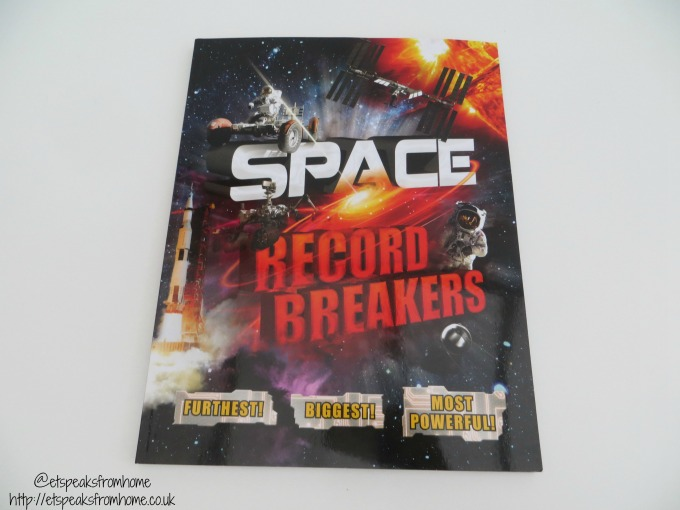 record breakers space book review