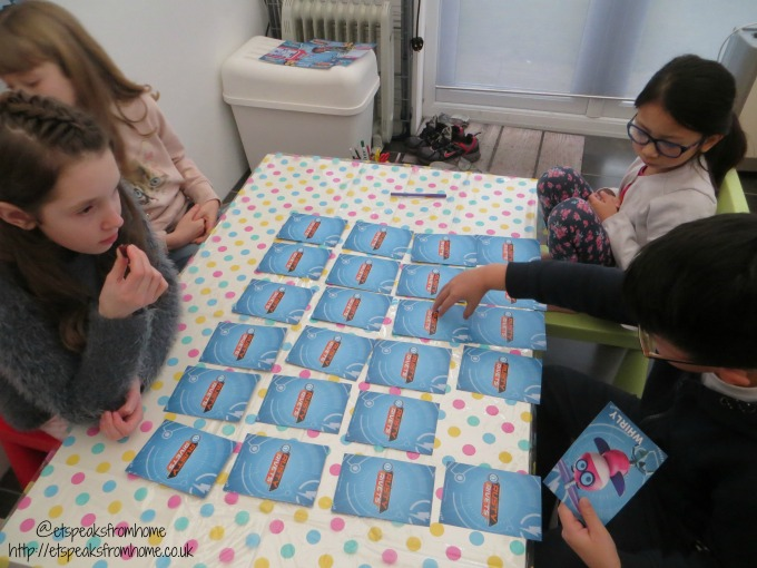 rusty rivets twitter party memory game
