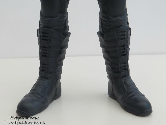 Electronic Music Mix Star-Lord Figure feet