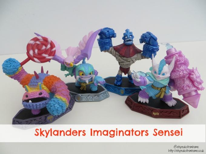 Skylanders Imaginators Sensei
