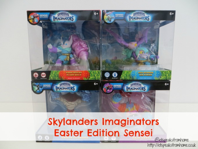 Skylanders Imaginators easter special