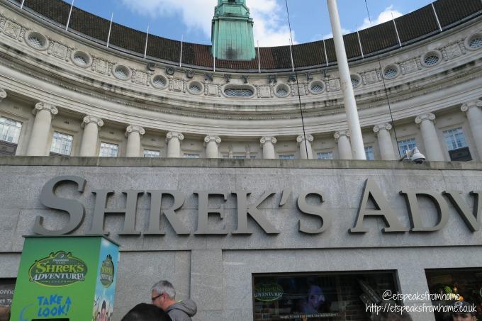 dreamworks Shrek's Adventure! London review