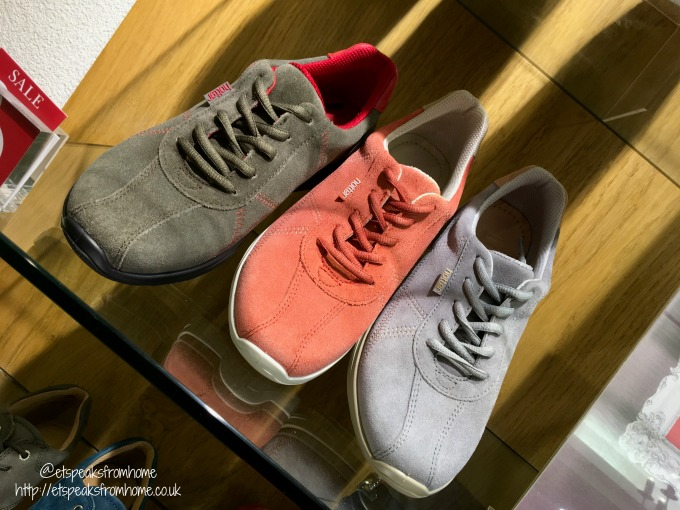 hotter shoes nubuck