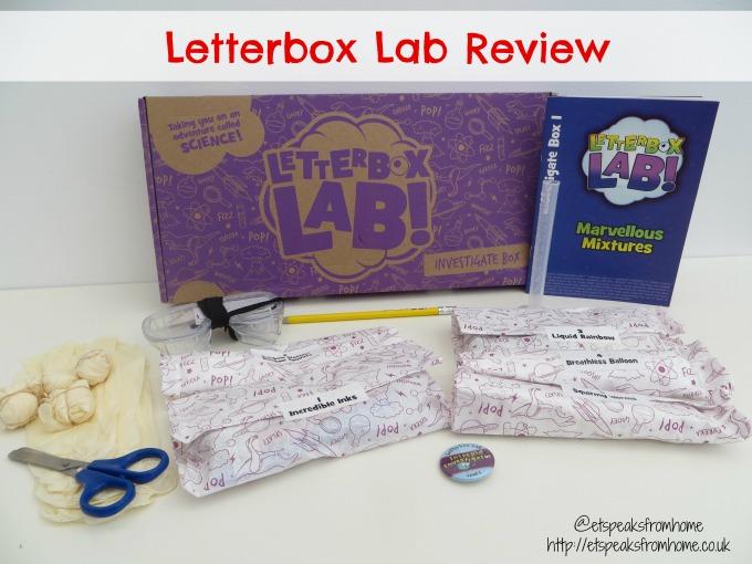 letterbox lab investigate box review