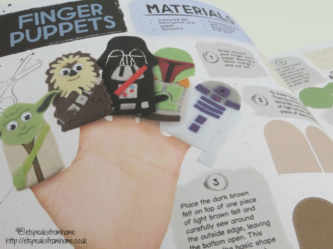 star wars reads make and do book