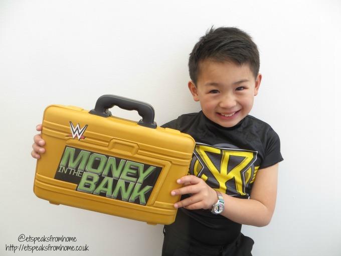 Jakks Pacific WWE Dress Up Seth