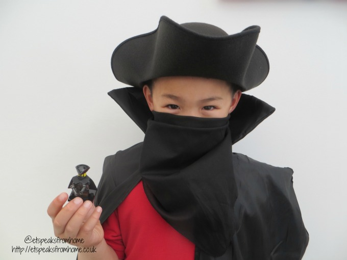 Lego Minifigures Series 17 highwayman