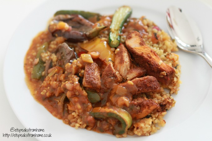 everdine Moroccan Chicken Tagine