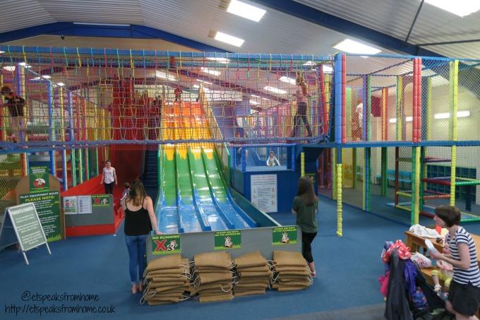 national forest adventure farm indoor playground