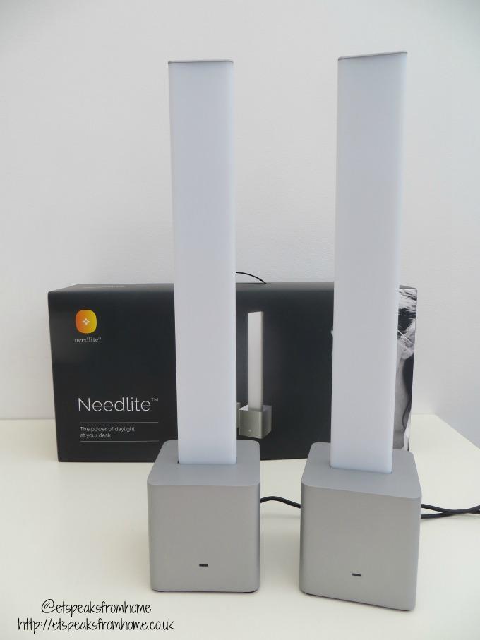 needlite desk lamp review