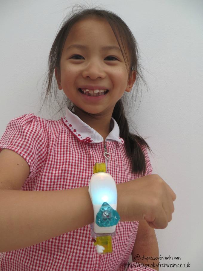 Hanazuki Full of Treasures Moodgleam wearable
