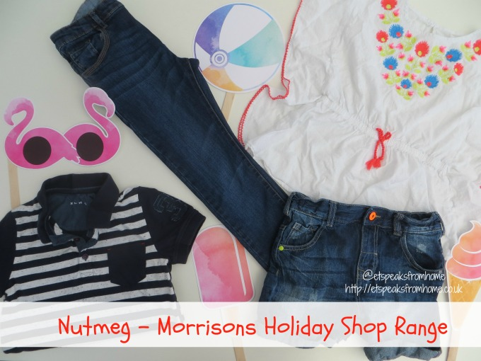 Nutmeg - Morrisons Holiday Shop Range