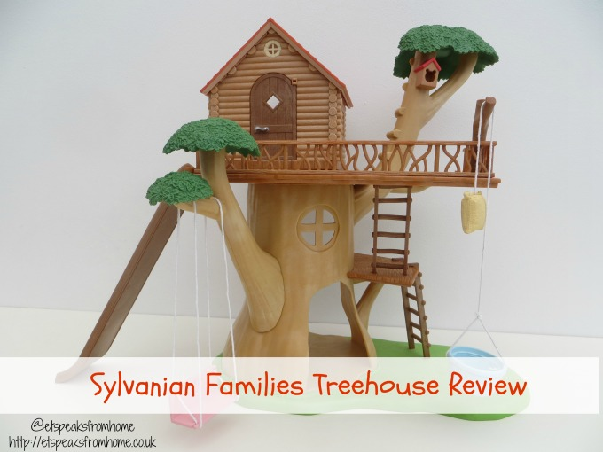 Sylvanian Families Treehouse Review