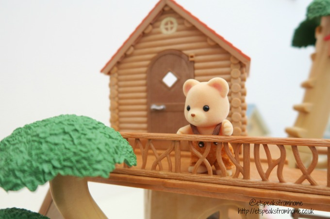 Sylvanian Families Treehouse fences