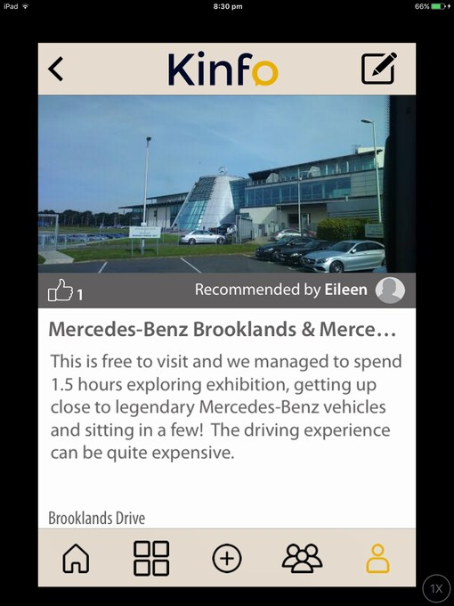 kinfo mercedes review