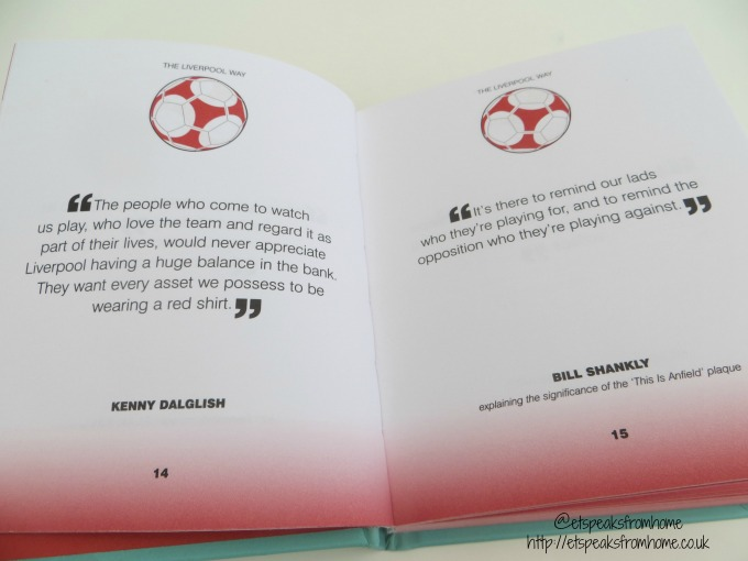 the little book of liverpool fc book