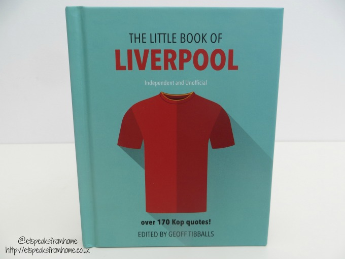 the little book of liverpool fc