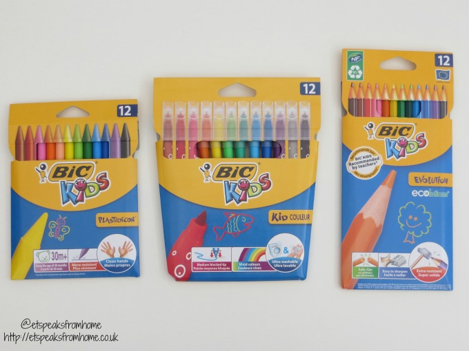BIC Drawing Competition with Mumsnet