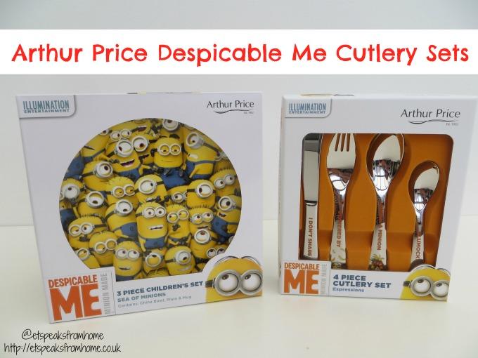 Despicable Me 3 Arthur Price review