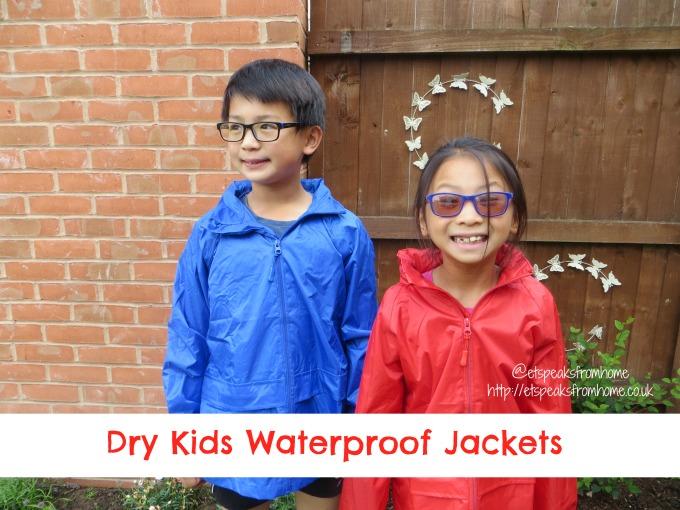 dry kids waterproof jacket review