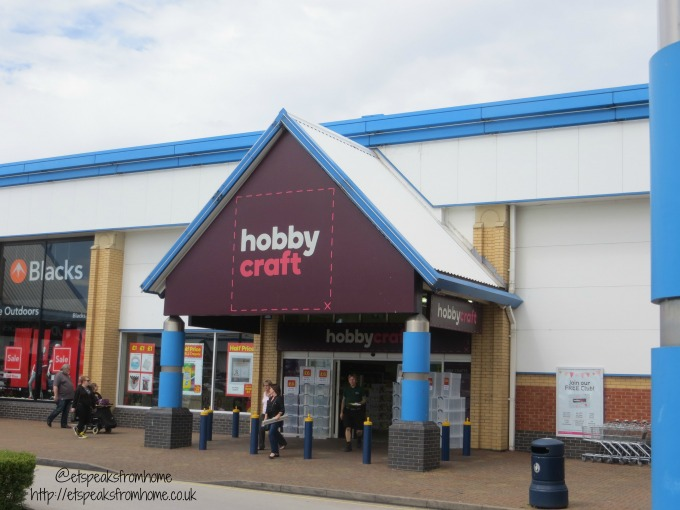 hobby craft tamworth