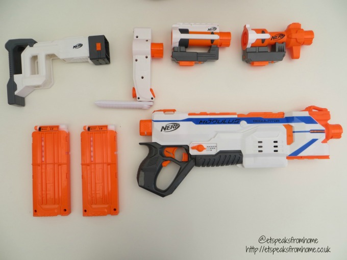 nerf modulus regulator parts