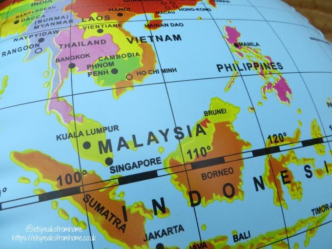 Brainstorm Toys Mega Globe asia