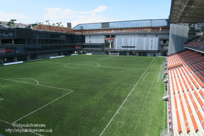 Tampines Hub stadium