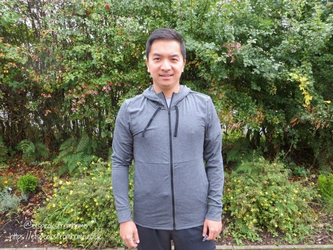 Autumn with Jacamo Menswear addidas