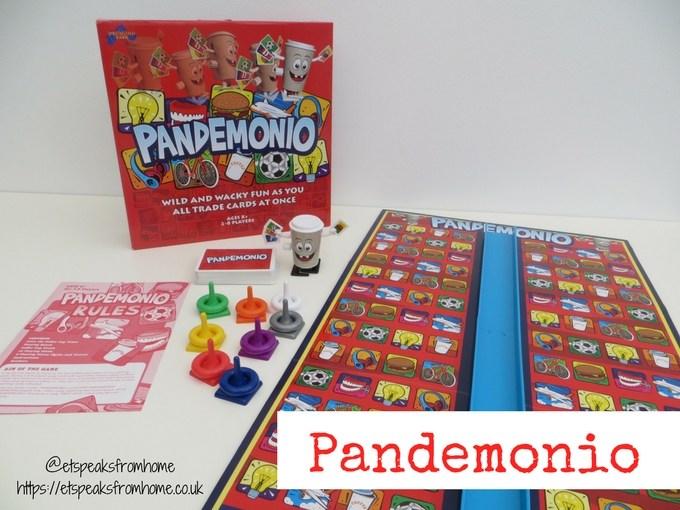 Pandemonio Review