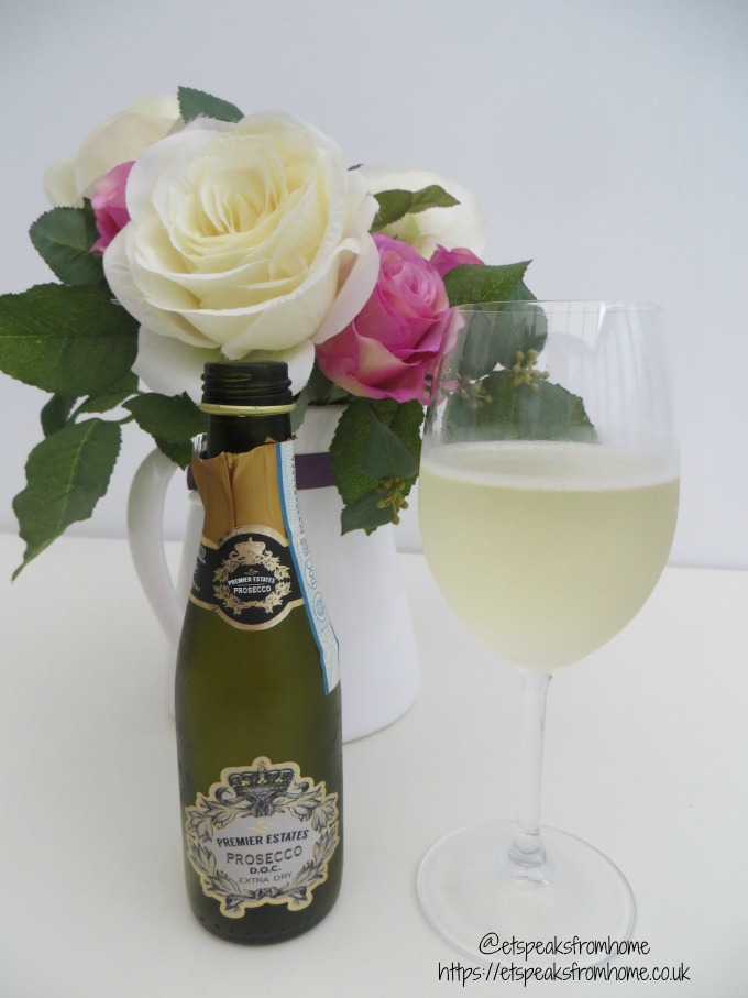 Premier Estates Wines mini prosecco