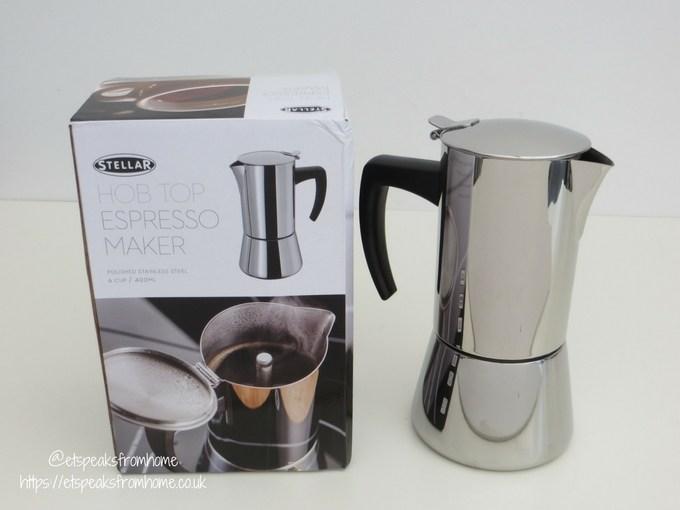 Stellar Coffee 6 Cup Espresso Maker review