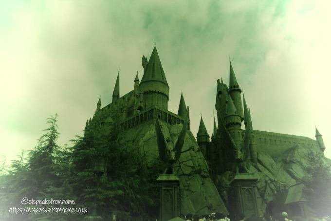 Universal Studios Osaka harry potter