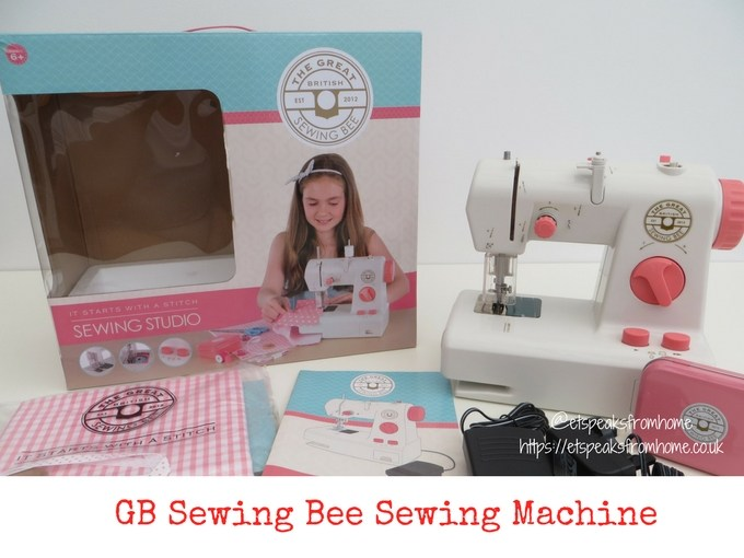 GB Sewing Bee Sewing Machine Review ET Speaks From Home Interesting Dressmaker Sewing Machine Reviews