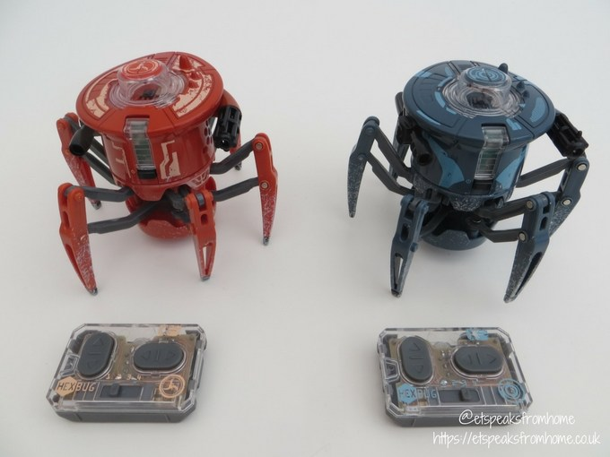 HEXBUG Battle Ground Tower spider