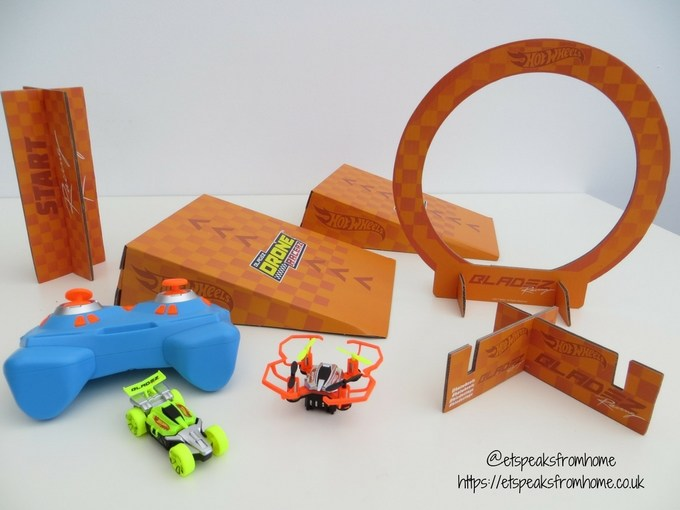 Hot Wheels RC Drone Racerz